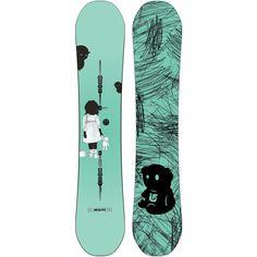 Burton Deja Vu Restricted Womens Snowboard: 146