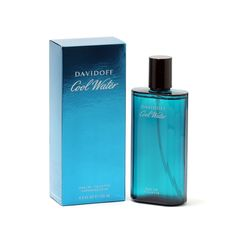 COOL WATER FOR MEN by DAVIDOFF- EDT SPRAY*