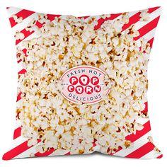 Housse de Coussin Déco Pop Corn / Cushion available on www.autreshop.com !
