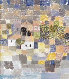 Paul Klee - Sicilian Landscape, 1924