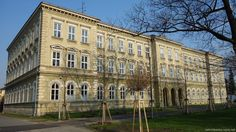 Gymnázium Krnov - School in Troppau - before most of my relatives went to school here. My Memory, Czech Republic, Homeland, Family History, Memories, Mansions, Country, House Styles, City