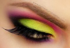 Rapberry Margaritas & Unicorn Hair http://www.makeupbee.com/look_Rapberry-Margaritas--Unicorn-Hair_30380