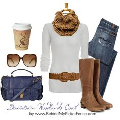 fall style. really cute!