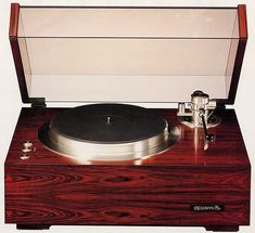 Pioneer Exclusive - The Rolls Royce of all turntables