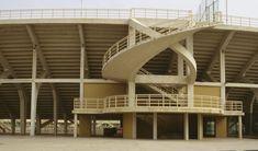 Artemio Franchi Municipal Stadium, Florence, Italy; 1929-32, Horizontal…