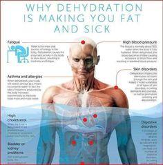 This is why water is so important. Did you know that most people are chronically dehydrated? Stop right now and take a water break!! DRINK UP! ✿´¯`*♥*¸¸✿Be sure to SHARE to SAVE on your timeline ✿´¯`*♥*¸¸✿ Love this? Get new ones in your newsfeed daily. https://www.facebook.com/Dorothy.n.partain Join our group for daily support & motivation. https://www.facebook.com/groups/GettingHealthyettingfit/ Take the Skinny Fiber 90 Day Challenge -> http://skinnymizfitz.SBC90DayChallenge.com/