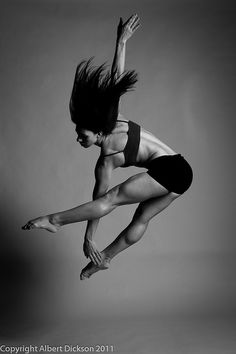 Dance. This is what a strong body looks like.