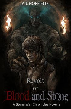 Tome Tender: Revolt of Blood and Stone by A.J. Norfield