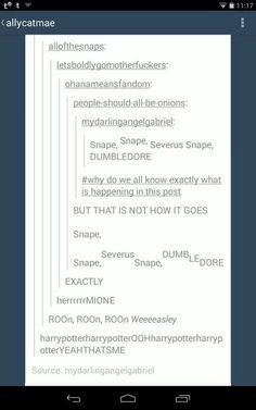 Potter Puppet Pals Quotes