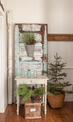 Wood Design, Ladder Decor, Christmas, Home Decor, Xmas, Decoration Home, Room Decor, Navidad, Noel