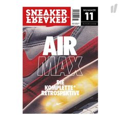 Sneaker Freaker German Issue 11 ( Cover 5 ) - http://www.overkillshop.com/de/product_info/info/11542/