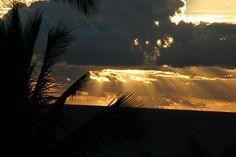 Awesome Hawaiian cloud formation