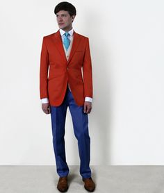 For the latest Marc Wallace mens collections, block colouring.