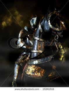 Black Knight, Musee de l'Armee, Paris, France