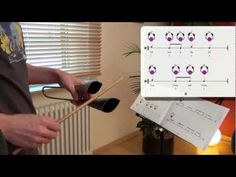 KLEINPERCUSSION LERNEN - Agogo (Doppelglocke), Caxixi - S. 01 - 17 - YouTube