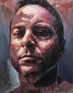 The collection of portrait oil paintings below are by Josh Miels, he is a contemporary portrait artist based in Australia. Inspiration Art, Art Inspo, L'art Du Portrait, Australian Painting, Identity Art, Expressive Art, A Level Art, Traditional Paintings, Figure Painting