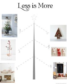 2011 Christmas Decor Trends: Less is More - Fancy House Road