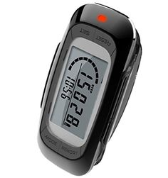 MAYMOC Multifunctional 3D Pedometer with Clip and Strap  Accurate Step Counter Distance Miles and Km Calorie Counter7 Day Memory Daily Target Progress Monitor Exercise Time 12 Month Warranty -- Be sure to check out this awesome product. (This is an affiliate link) #RunningElectronicsGadgets