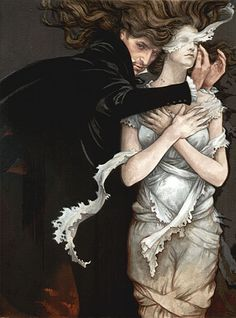 Dracula | Yvonne Gilbert.
