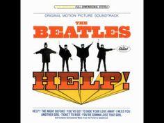 Help! The Beatles Full Album - YouTube