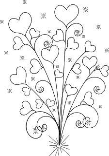 Beyond the Fringe: More Valentines Digital Freebies