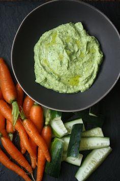 Green Goddess Avocado Dip Recipe | Yummly