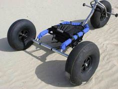 Peter Lynn Competition Bigfoot+ Kite Buggy, Bigfoot, Tricycle, Competition