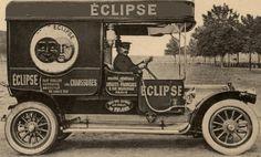 Creepy Eclipse car.