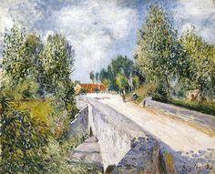 Alfred Sisley - 1883
