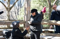 SUCH great photos in central park! This same-sex couple had an adorable proposal :)