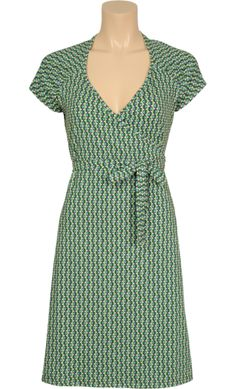 King Louie - Gina wrap dress Tilly