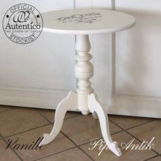 Vanille Cafebord romantisk Autentico