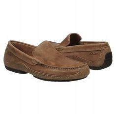 Clarks Edwin Shoes (Taupe Suede) - Men's Shoes - 8.0 M