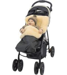 Snug Stroller Buggy Sheepskin