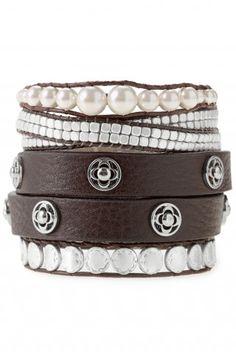 Love layering these Stella & Dot bracelets! www.stelladot.com/jessiemorris