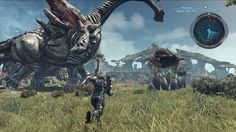 Xenoblade Chronicles X coming to #WiiU in december 2015 | #XenobladeX Wii U, Xenoblade X, Nintendo Switch, Xenoblade Chronicles, Alien Planet, Japan, Video Game Console, Videogames, Monster Trucks