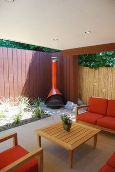 Outdoor small backyard landscaping pictures Design Ideas, Pictures, Remodel and Decor