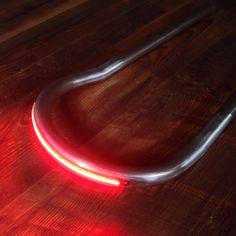 LED Brake Light / Turn Signal Frame Loops | cognitomoto.com