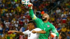 In #WorldCup Opener, the #UnitedStates Defense Rises to the Occasion #WorldCup2014