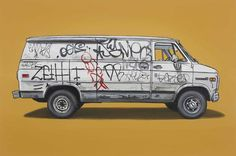 "Kevin Cyr,""Scholes"" // Jonathan Levine Gallery"