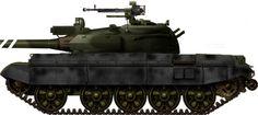 Soviet T55M