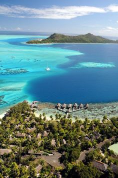 Providing the best Bora Bora Island travel information on restaurants, places to stay, and Tahiti beaches in French Polynesia with stunning tropical photos. Beautiful Places In The World, Places Around The World, Oh The Places You'll Go, Beautiful Beaches, Places To Travel, Places To Visit, Around The Worlds, Travel Destinations, Bora Bora