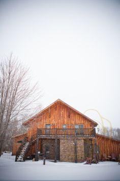 Rustic Wedding Lodge venue - Bemus Point, NY