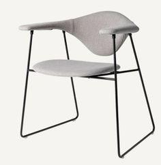 chaise Masculo - Gubi