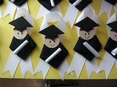 Confira essas ideias para formatura Imagens via Facebook www.baudeletras.com Google imagens