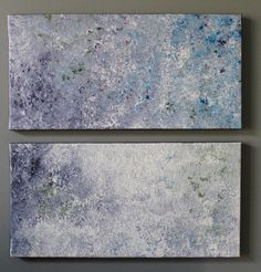 Lilac Dreams Original Abstract Impressionism by lotsahappy, on Etsy!