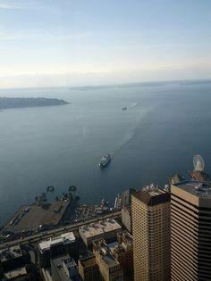 Puget Sound ~ Seattle, WA