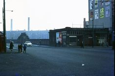 The Gorbals, Glasgow, Abandoned, Terrace, Scotland, Street View, London, City, Pictures
