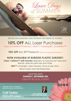 Enjoy our latest specials. Contact us today to schedule a consultation!