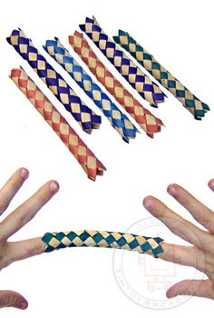 Chinese Finger Traps it was fun to get this kind of toy as a souvenir in Chinatown. Childhood Toys, Childhood Memories, Get Off My Lawn, Practical Jokes, Oldies But Goodies, I Remember When, Thats The Way, Ol Days, Sweet Memories